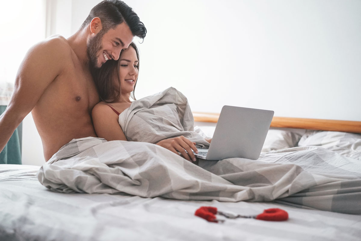Stay-at-Home Sex Ideas