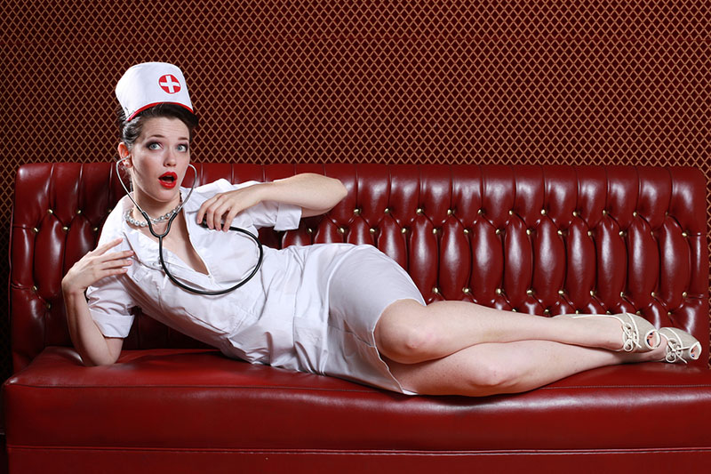 Nurse Sex Fantasy Role Play