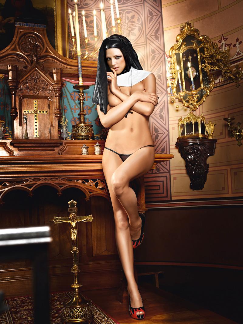 Nun Panties 91